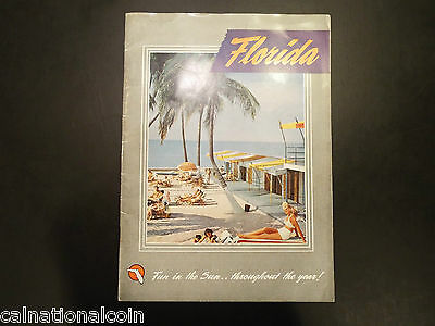 Vinage Florida booklet