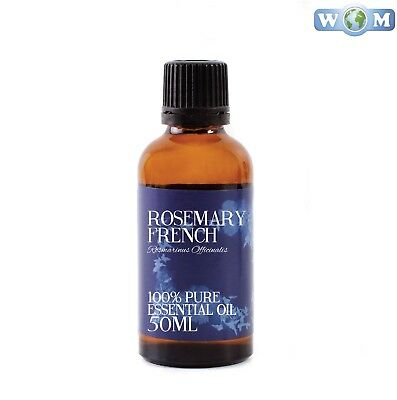 Rosemary French Essential Oil 50ml 100% Pure (EO50ROSEFREN)