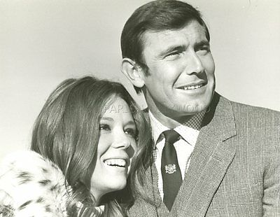 Diana Rigg James Bond On Her Majesty's  Secret Service 1969 Photo Original #1