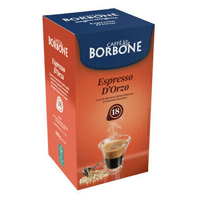 72 Cialde Espresso D'orzo Caffe' Borbone Filtro In Carta 44Mm Break Shop