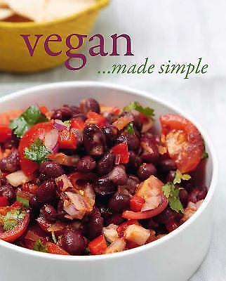 Vegan Cooking Made Simple (Love Food) by Parragon Books