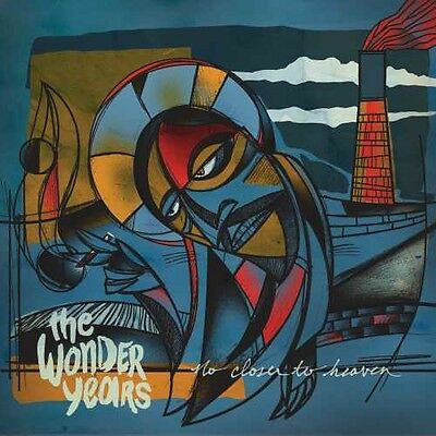 The Wonder Years - No Closer to Heaven [New CD]