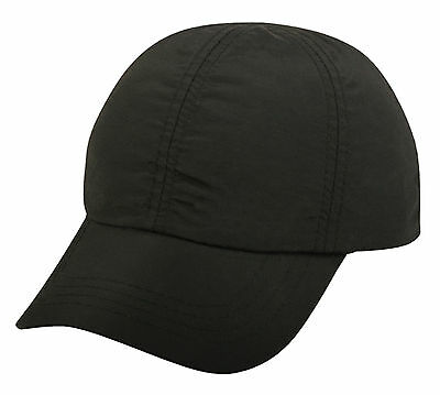 Cap - Dupont Active Layer™ Waterproof Breathable Black Hat Ocg-100-00100A