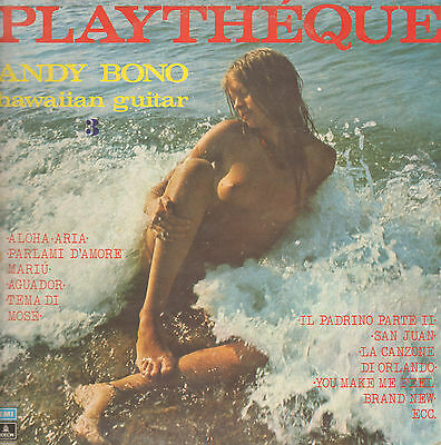 ANDY BONO - Playtheque 3 - Odeon