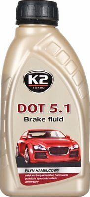 K2 | DOT 5.1 Brake And Clutch Fluid 0,5kg (approx 0,5l)