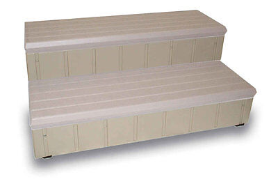 "Leisure Accents 36"" W Deluxe Spa/Patio Step"