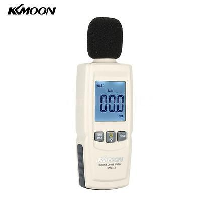 Digital Sound Level Meter Noise Volume Decibel Monitoring Tester 30-130dB I1JS
