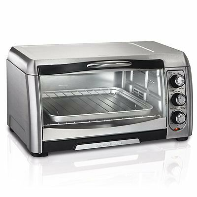 Hamilton Beach 31333 Refurbished 6sl. Convection Toaster Oven
