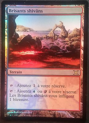 FRENCH BRISANTS SHIVANS MTG MAGIC APOCALYPSE SHIVAN REEF NM