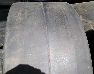 (2-Tires) 28X10X22 Advance solid forklift press-on smooth tire 281022