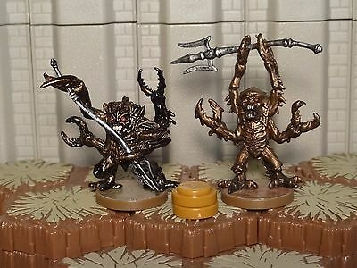 Mezzodemon Warmongers - Heroscape - Wave 13/D3 - Free Shipping Available