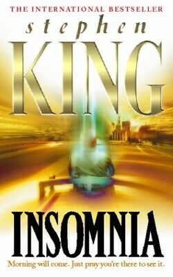 Insomnia by King, Stephen Hardback Book The Cheap Fast Free Post
