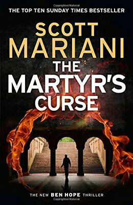 The Martyr's Curse (Ben Hope, Book 11) by Mariani, Scott Book The Cheap Fast