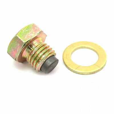 For Aprilia SL 1000 Falco 2001-2004 Magnetic Oil Drain Plug Jmt M12X1.50 With