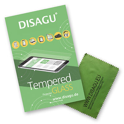 DISAGU tempered glass for Sony PSP-E1000 screen protector glass hardness 9H
