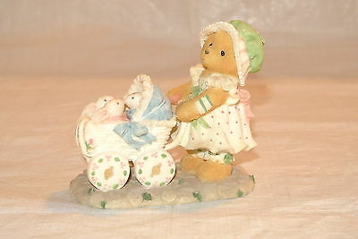 "Cherished Teddies by Jessica ""A Mother's Heart is Full of Love"""