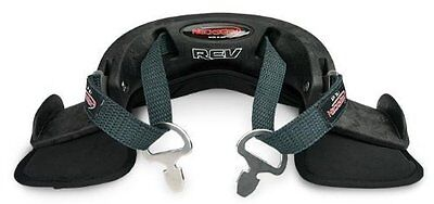 "NecksGen NG23 Rev Small 2"" Neck Brace SFI 38.1 Approved Made in USA Low Profile"