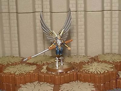 Raelin the Kyrie Warrior - Heroscape- Rise of the Valkyrie - Free Ship Available