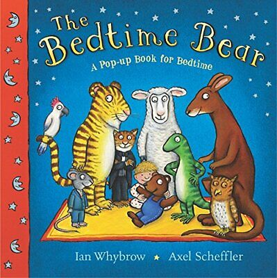The Bedtime Bear: A Pop-up Book for Bedtime (Tom an... by Whybrow, Ian Paperback