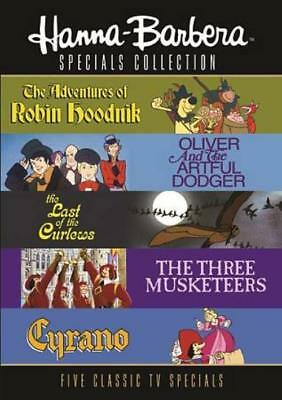 Hanna Barbera Specials Collection: Five Classic Tv Specials New Dvd