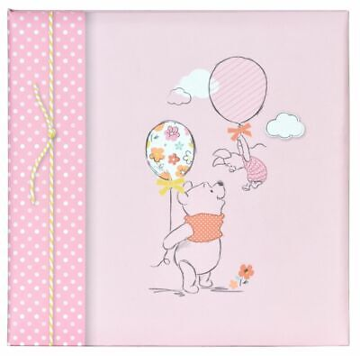 "Innova Winnie Pooh Photo Album-200 Photos/6x4""/Slip In Type-Memo Area-Q4104819"