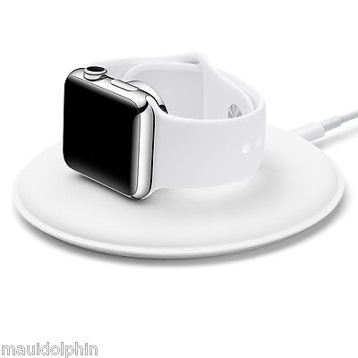 Apple Watch Magnetic Charging Dock – White - ✔✔ Brand New ✔✔ Genuine Apple OEM