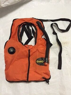 Vintage Dacor Collar-style BCD with Harness