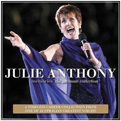 JULIE ANTHONY Memories The Ultimate Collection NEW CD 2015