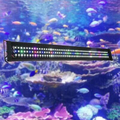 "Multi-Color 156 LED Aquarium Light Full Spectrum Lamp 0.5W For 45-50"" Fish Tank"
