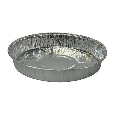 "Kingfisher Catering Foil Flan Dishes 16.5cm 6"" Diameter Pack of 8"