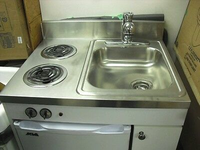 Stove Sink And Fridge Combo