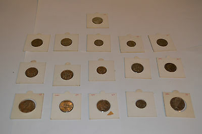 Collection Of Australian Coins From 1960S-2000S
