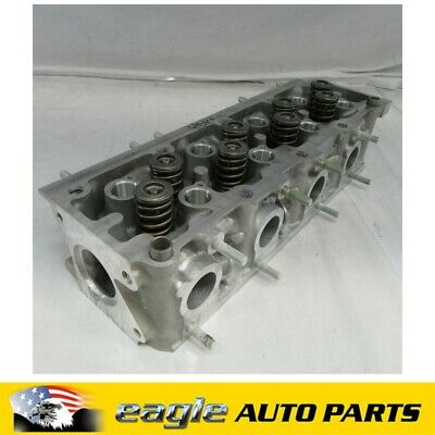 Holden Je Camira 2.0L Sohc Engine Cylinder Head With Valves & Springs # 92066279