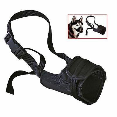 Ferplast Safe Adjustable Padded Muzzle Muzzles All Sizes For All Dogs Dog Pet