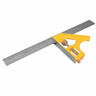 STANLEY 2-46-028 COMBINATION SQUARE 300mm/12""