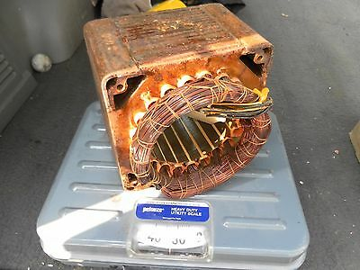 220-2096 Onan Stator Fits Ycb Alternator Generator 220 Volt 50 Hz 1 Phase Nos