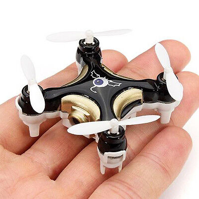 Cheerson CX-10C 2.4G 4CH 6 Axis Mini RC Quadcopter Helicopter Drone With Camera