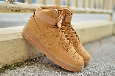 Nike Air Force 1 High '07 LV8 Flax Wheat 806403 200 Men Women GS Youth PS TD kid
