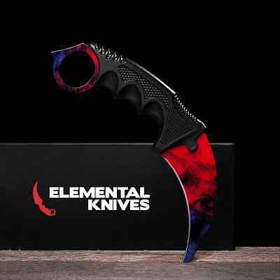 Elemental Knives Doppler Phase 2 Real CSGO Knife Skin Counter Strike CS GO