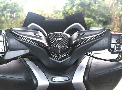 Yamaha T-Max530 (2017-2019)  Handlebar Lower Carbon Cover