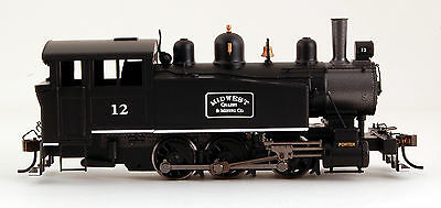 Bachmann HO Scale Train 0-6-0 Porter DCC Equipped Midwest Quarry 52103