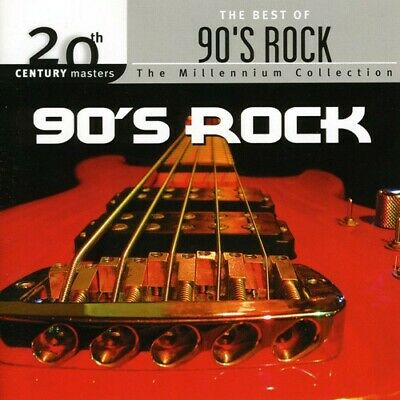 Millennium Collection-20th Century Masters - Best Of 90's Rock [CD New]