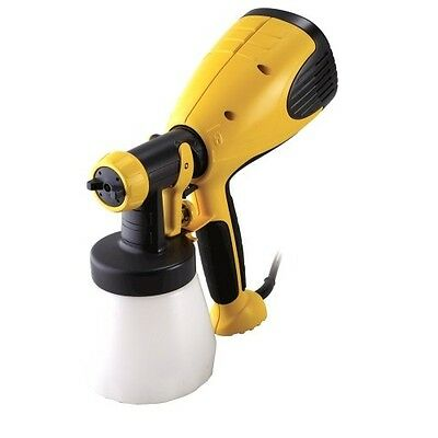 Spray Control Paint Sprayer Airless Electric Spray Gun Variable Flow Hvlp