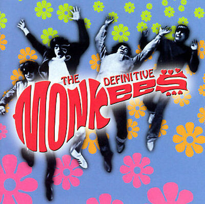 The Monkees - The Definitive Monkees New Cd