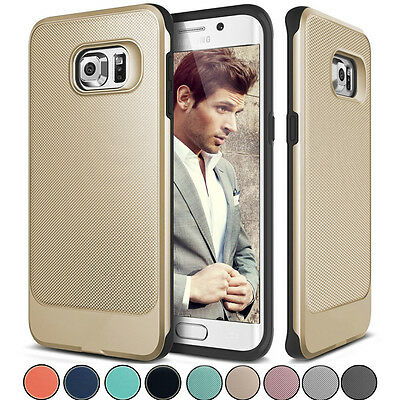 For Samsung Galaxy Phones Luxury Armor Shockproof Hard Bumper Rugged Case Cover
