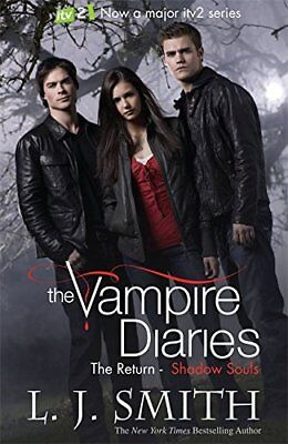Shadow Souls (The Vampire Diaries), J Smith, L Paperback Book The Cheap Fast