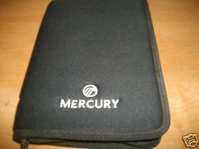 2005 Mercury Mountaineer Grand Marquis Owners Manual Ca