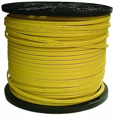Romex 1000 Ft. 12/2 Wire NM-B AWG Gauge Indoor Wire Building Electrical Cable