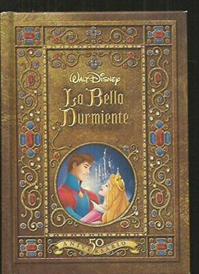 Walt Disney's Sleeping Beauty 50th Anniversary Edition. Book The Cheap Fast Free