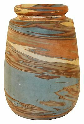 Niloak Pottery Mission Swirl Bulbous Shouldered Vase